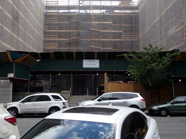 East 4 Street NYS