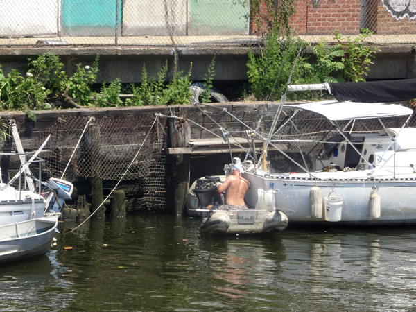 Motorboat Repair NYS