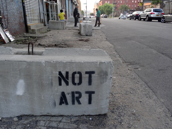 Not Art NYS