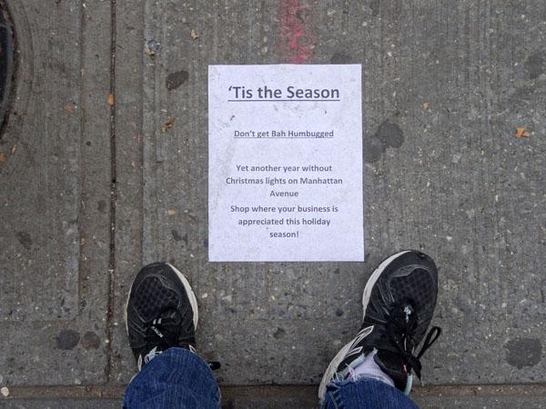 Tis the season NYS