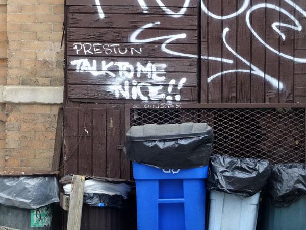 Trash Talk NYS
