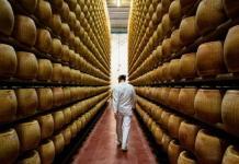 food - Parmigiano Reggiano - italy