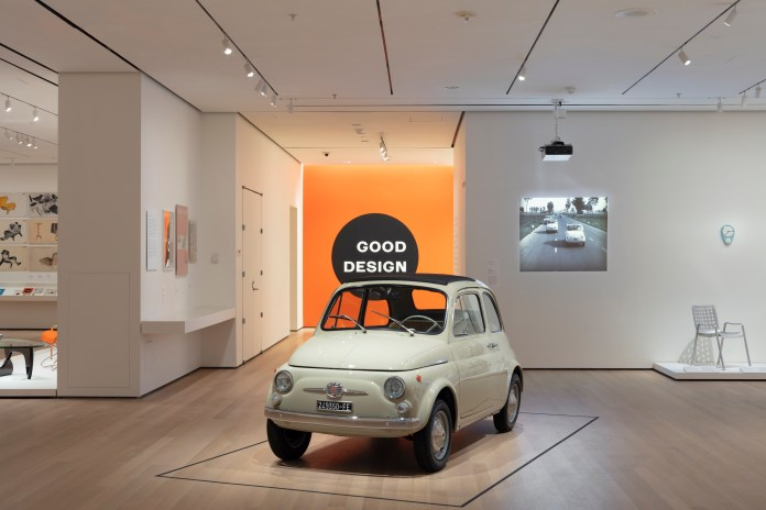 MoMa - New York - Fiat 500 F