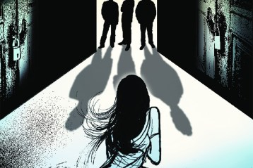 rape Gang Rape of 19-year-old girl