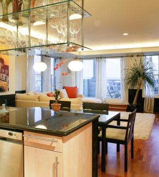 Residential Lightening Arrangement
