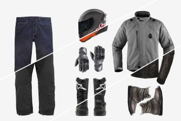 motorcycle gear - Newz4ward