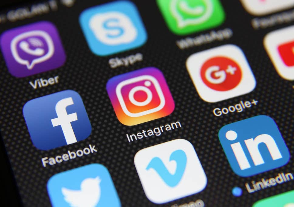 Linking of Facebook and Instagram