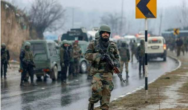 Eight terrorists have been killed in Jammu and Kashmir by security forces