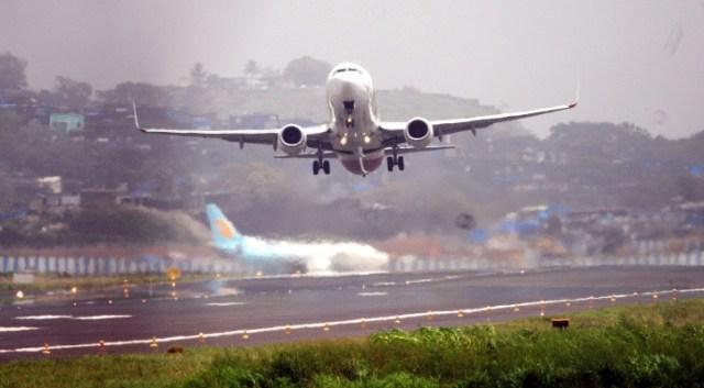 International flights are suspended till July 15th, 2020