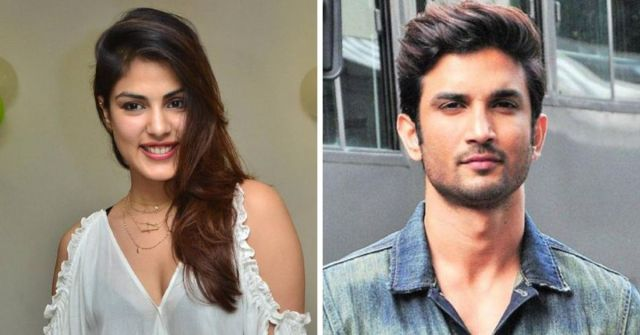 Rhea Chakraborty went missing with family: SSR suicide case updates