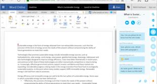 Skype-OneDrive-OfficeOnline