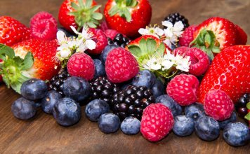 Berries good for health