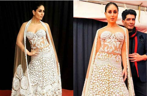 Kareena Ramp for Manish