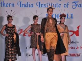 22ndAnukama Fashion Show of NIIFT Mohali