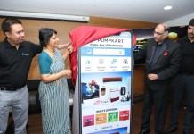 Pumpkart's app unveiled by Punjab IAS officer