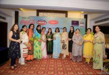 Cremica displays an array of products
