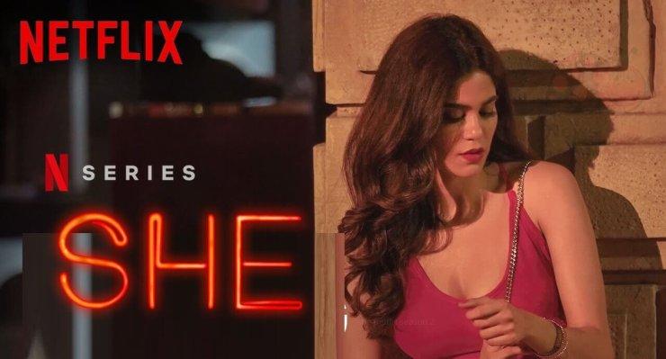 Watch She Netflix Season 2 Web Series (2021)