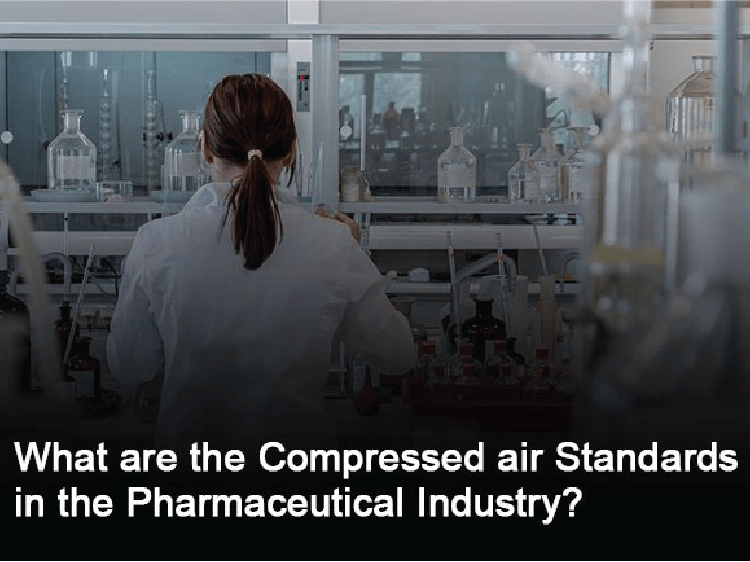 compressed air standards in pharmaceutical industry