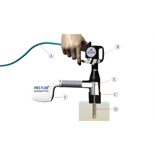 Blind Hole Cleaning System