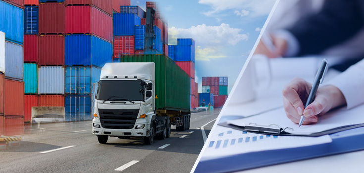 road freight bill processing