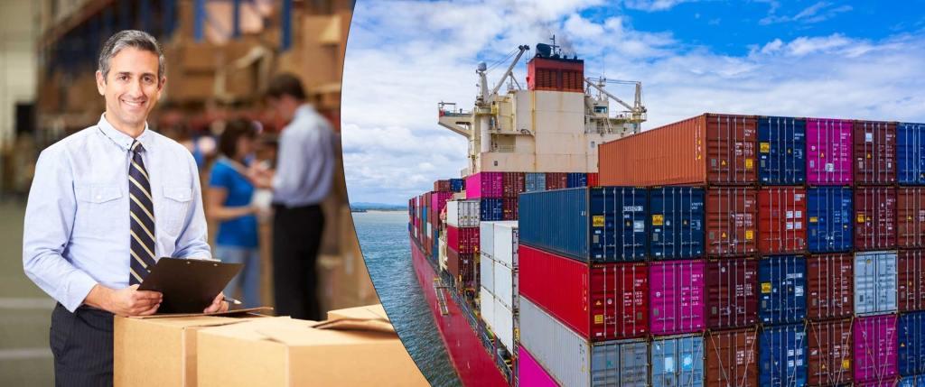 Logistics back office services