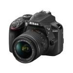 Nikon D3400 Camera1