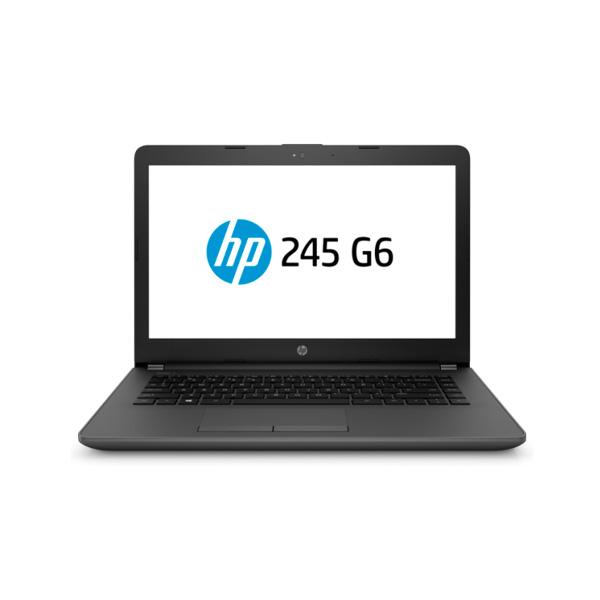 """HP 245 G6 AMD A9 3.0 8GB 500GB DVD RW 14.1"""" DOS"""