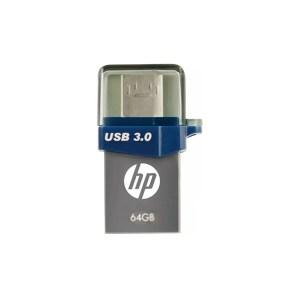 HP X790M USB 3.0 OTG Flash Drive 64GB