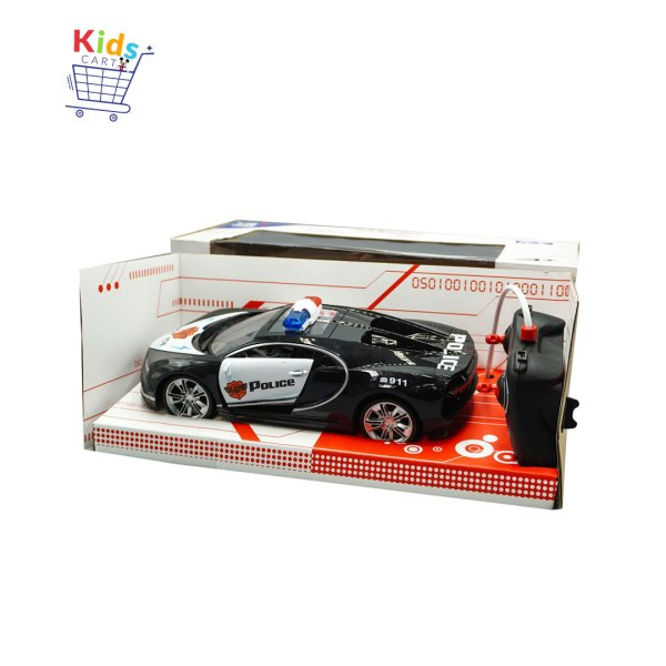 Moxie Police Remote Controlled Car