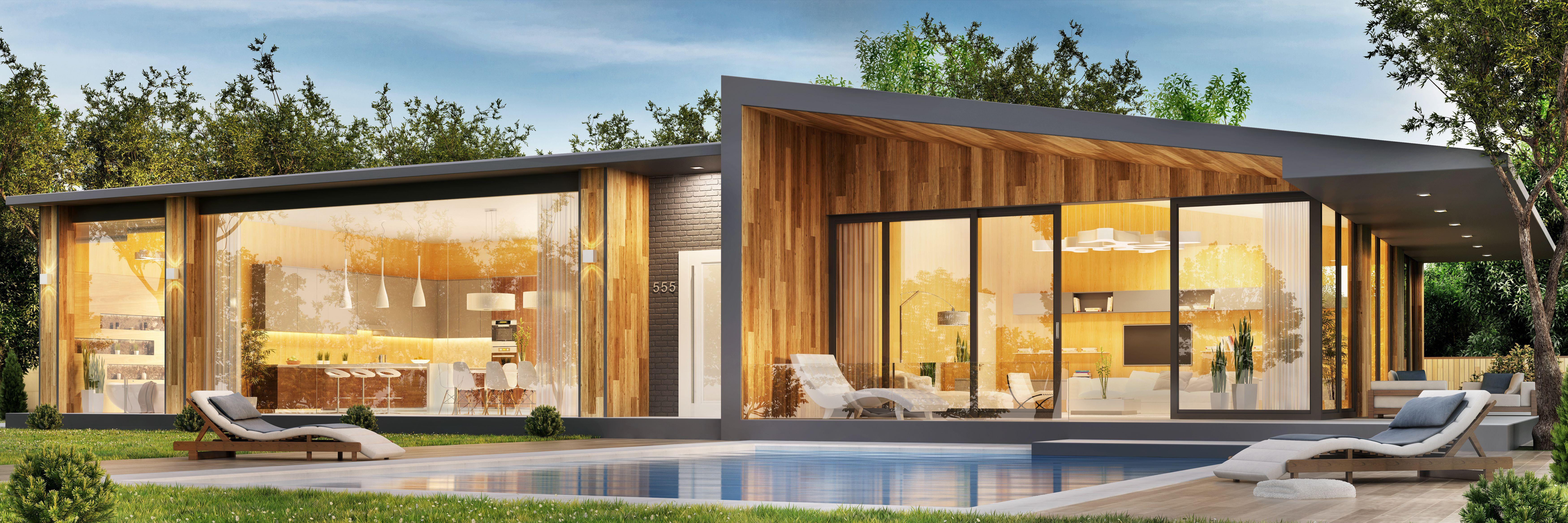 Casa modular nexhabitat acero