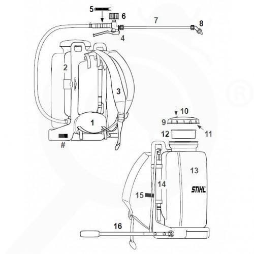Stihl Sg20 Parts Manual : Manual Stihl Sg20 Page 15 Of 38