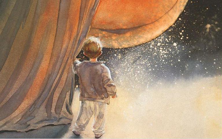 Como este quadrinho cria um conto de fadas para adultos