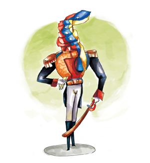 Fantastic Four asistente cardadas Figura De Acción Hecha Por Toy Biz en 1996