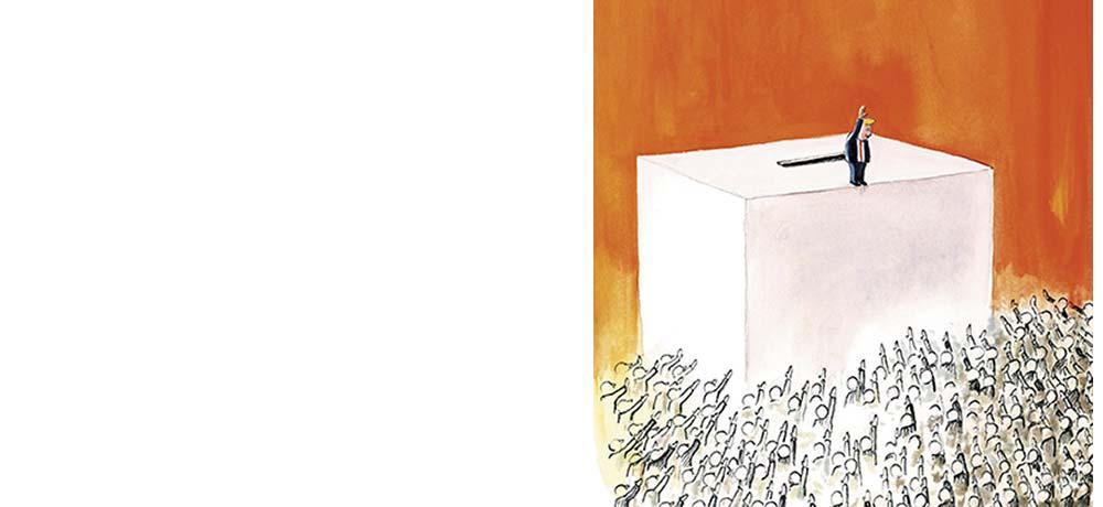Una democracia en crisis