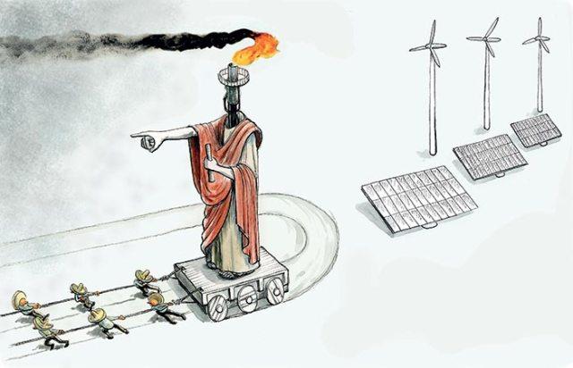 Refinerías y cambio climático