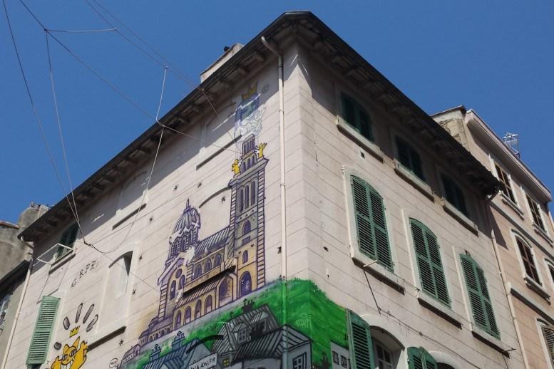 Graff, quartier de La Plaine