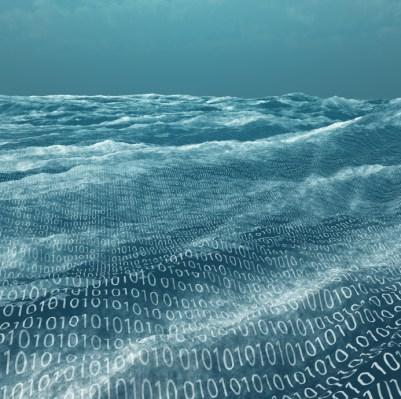 Vast binary code Sea
