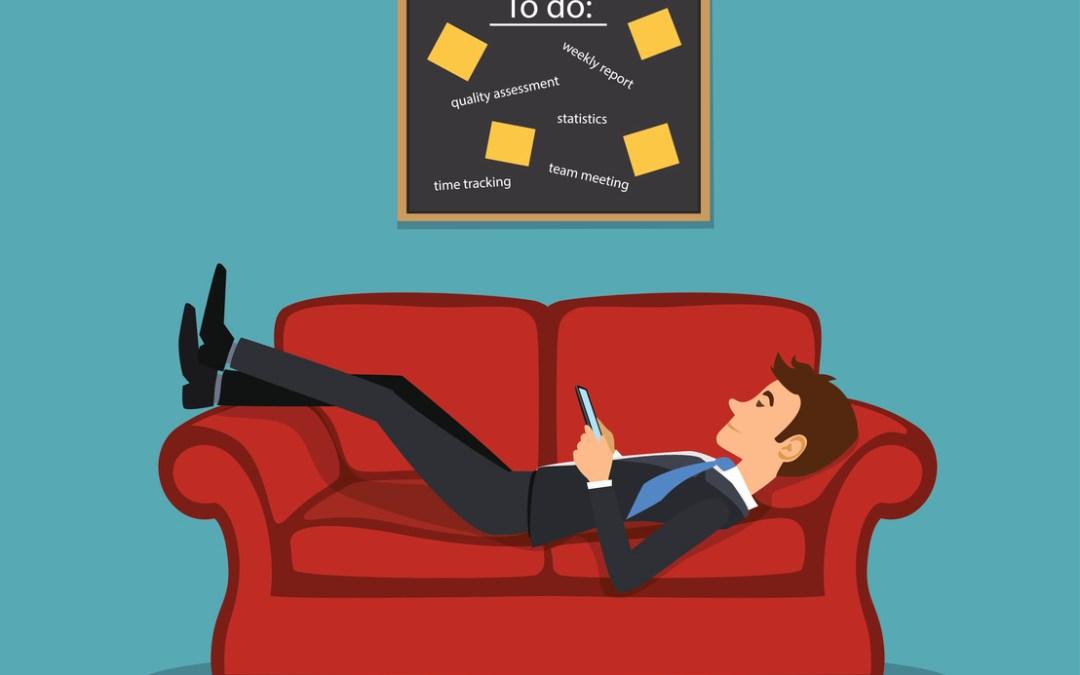 A Prescription for Procrastination