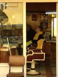 Ed barber shop