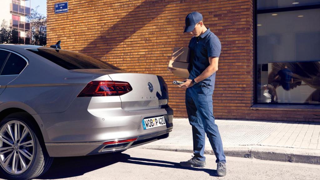 We Deliver от Volkswagen