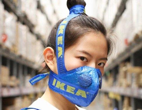 Ikea Mask