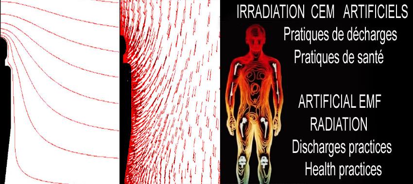 Pratiques_de_sante_Pratiques_de_decharges_Artificial_EMF_radiation_Discharges_practices_Health_practices