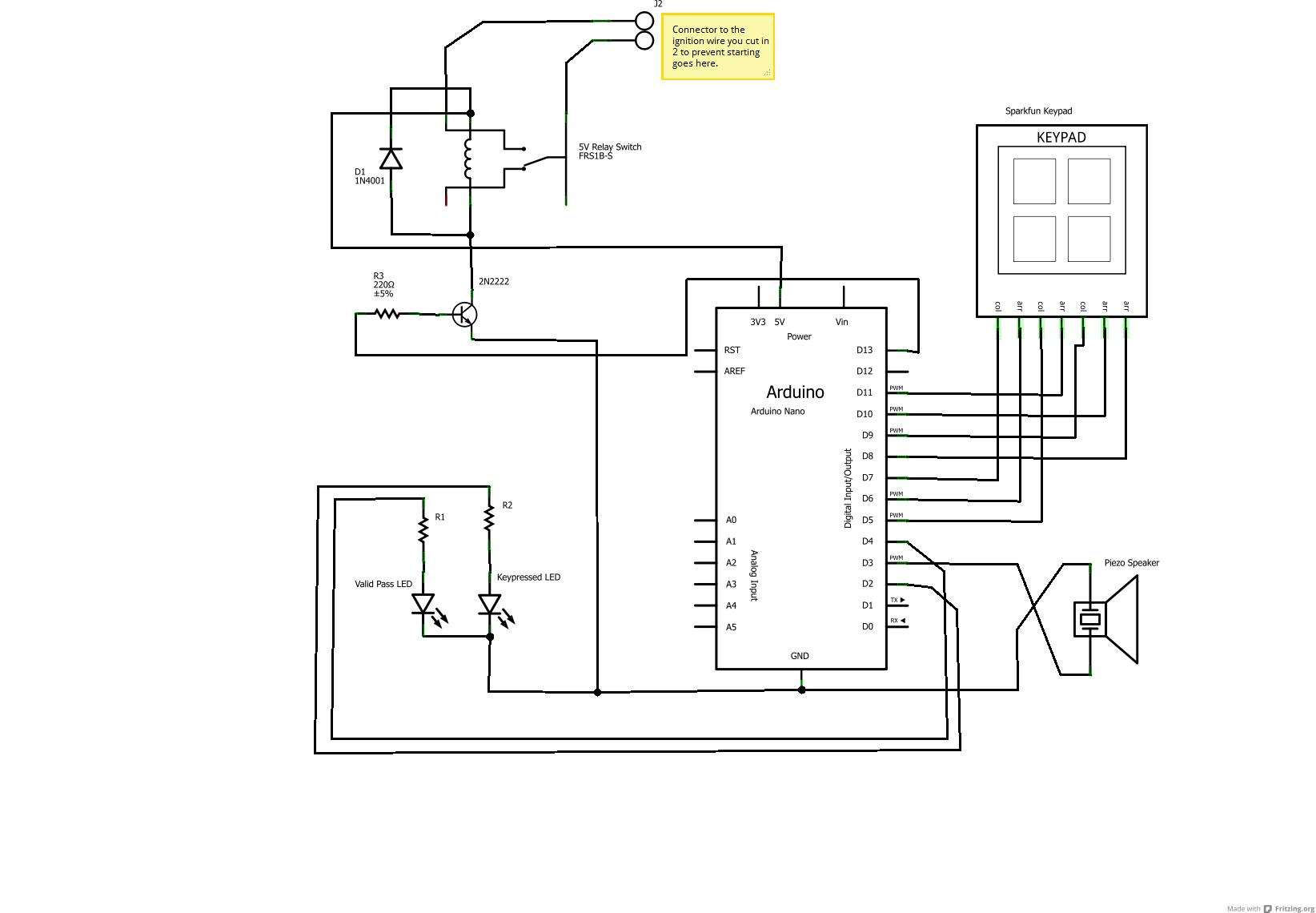 Cc3d Wiring Diagrams