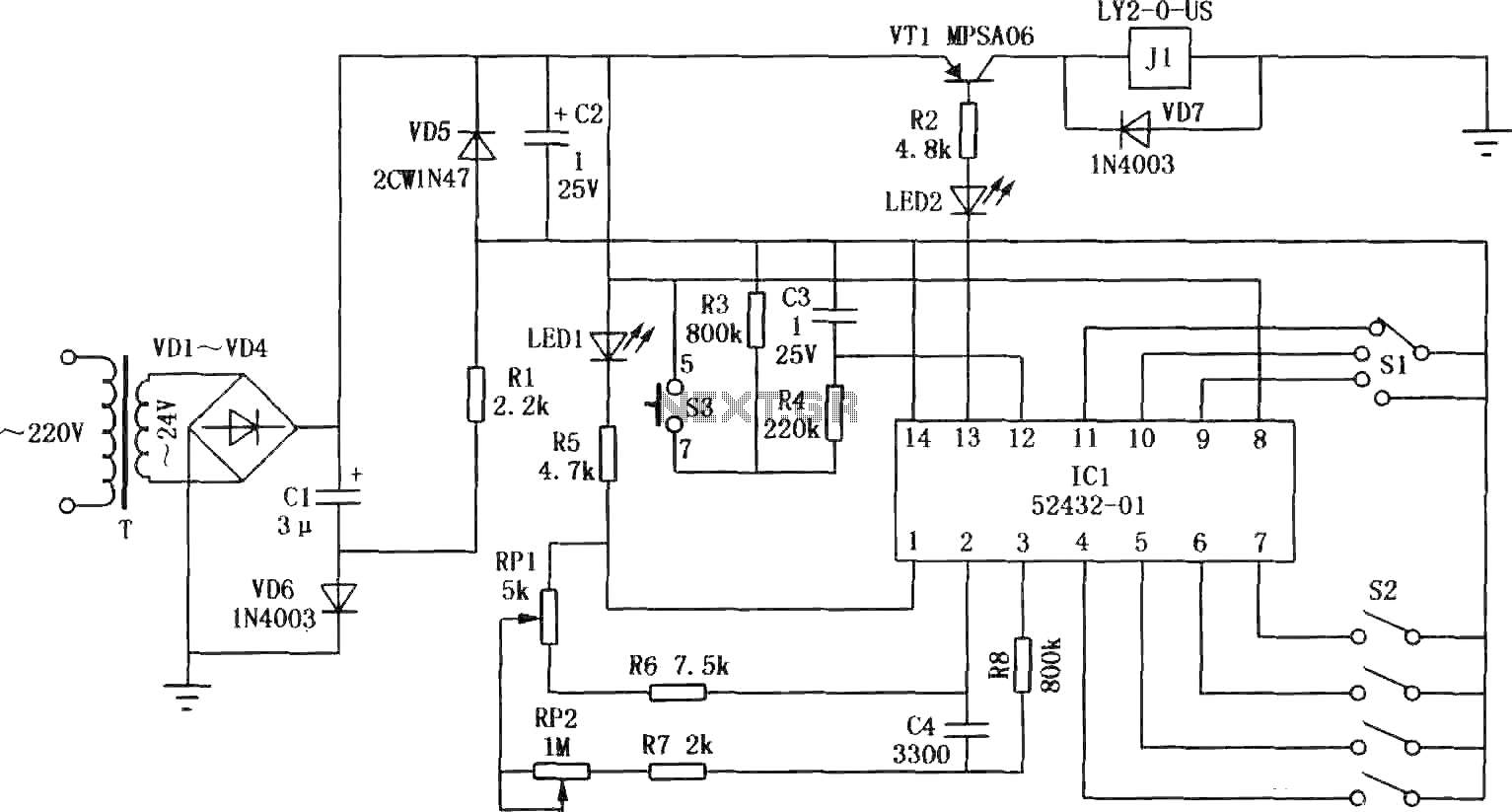 Converter Circuit Page 3 Next