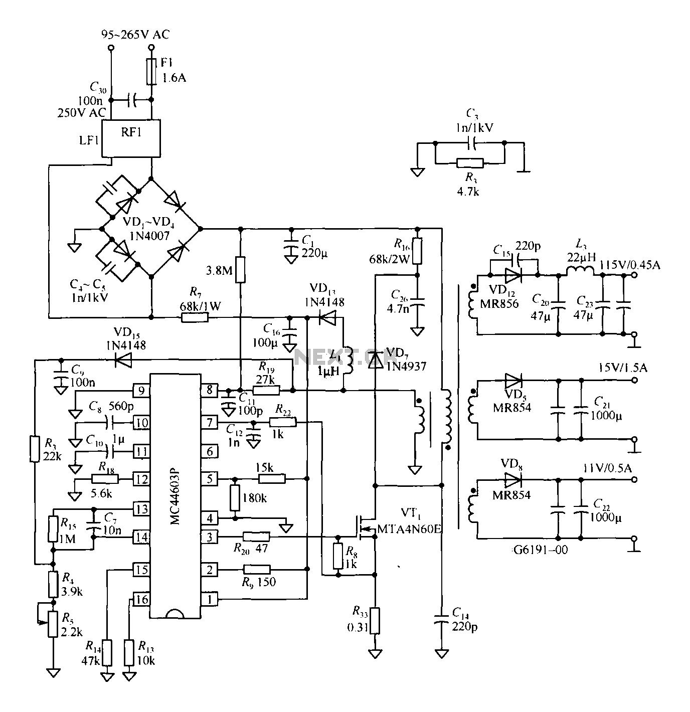 Oscillator Circuit Page 20 Oscillator Circuits Next