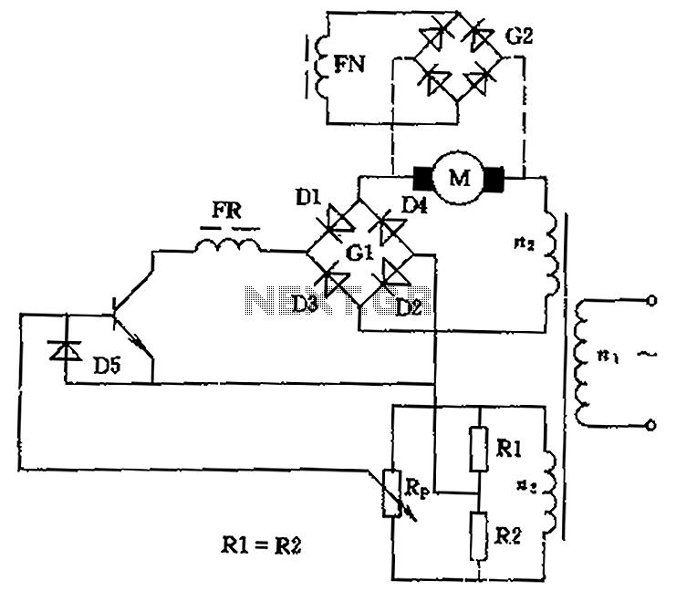 Brushless Dc Motor Control Circuits