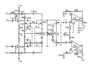 audio amplifier circuit : Audio Circuits :: Nextgr