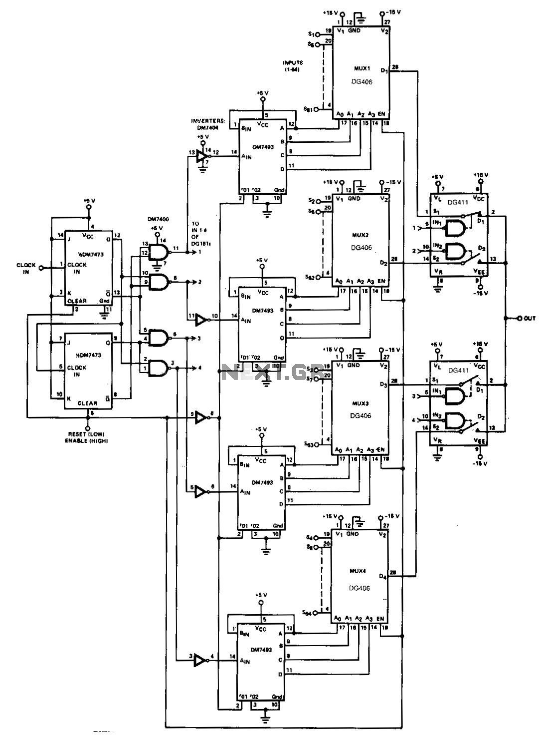 Gt Digital Gt Logic Circuits Gt Two Level Multiplexer L