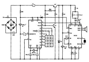 telephone circuit : Telephone Circuits :: Nextgr