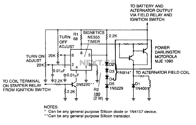 diagram wiring diagram car voltage regulator full version
